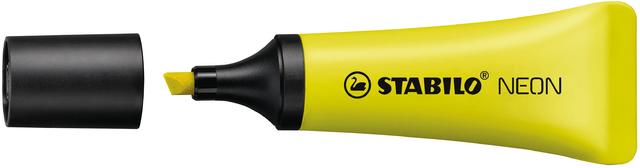 Textmarker NEON, Keilspitze, 2 - 5 mm, Schreibf.: gelb