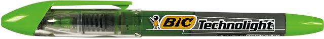 Textmarker Technolight™, Keilspitze, 1,5-3,5mm, Schreibf.: grün