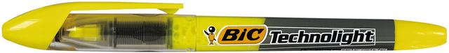 Textmarker Technolight™, Keilspitze, 1,5-3,5mm, Schreibf.: gelb