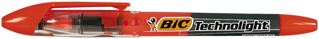 Textmarker Technolight™, Keilspitze, 1,5-3,5mm, Schreibf.: orange
