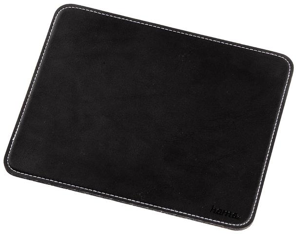 Mauspad, Kunststoff, 22 x 18 cm, 3 mm, schwarz