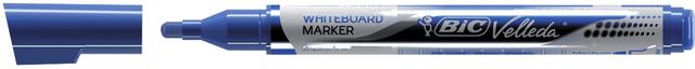 Boardmarker Velleda®, Rundspitze, M, Schreibf.: blau