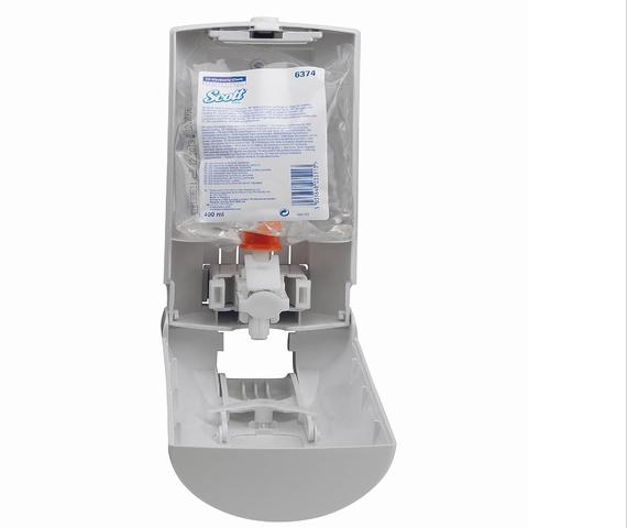 Reinigungsmittelspender, für Toilettensitze, weiß