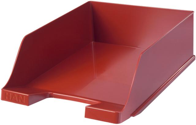 Briefkorb XXL, PS, C4, 255x348x105mm, rot