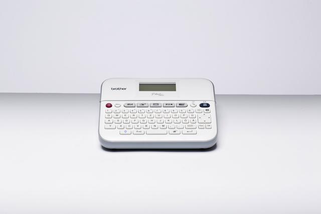 Beschriftungsgerät, P-touch D400, Tischgerät, für: TZe-Bänder