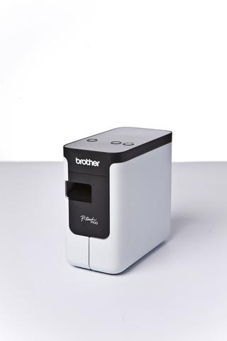 Etikettendrucker, P-touch P700, PC/MAC, PC-Anbindung: USB