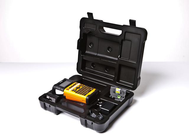 Beschriftungsgerät, P-touch E300VP, Handgerät, für: TZe-Bänder