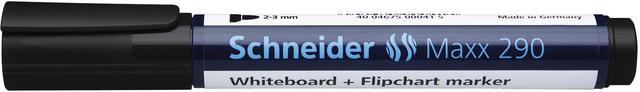 Boardmarker, Maxx 290, nachf., Rsp., 2-3mm, Schreibf.: schwarz