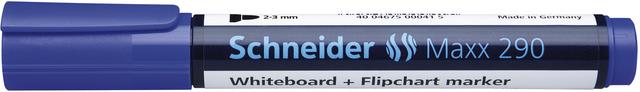 Boardmarker, Maxx 290, nachf., Rsp., 2-3mm, Schreibf.: blau