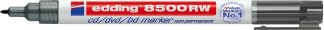 CD-Marker 8500 RW, non-permanent, Rsp., 1 mm, Schreibf.: schwarz