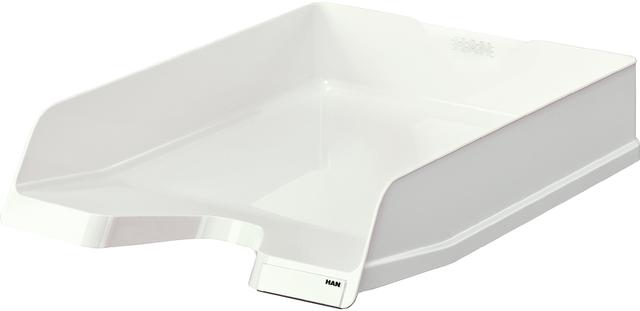 Briefkorb VIVA, PS, C4, 252 x 340 x 65 mm, weiß, hochglänzend