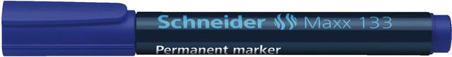 Permanentmarker Maxx 133, Keilspitze, 1-4mm, Schreibf.: blau