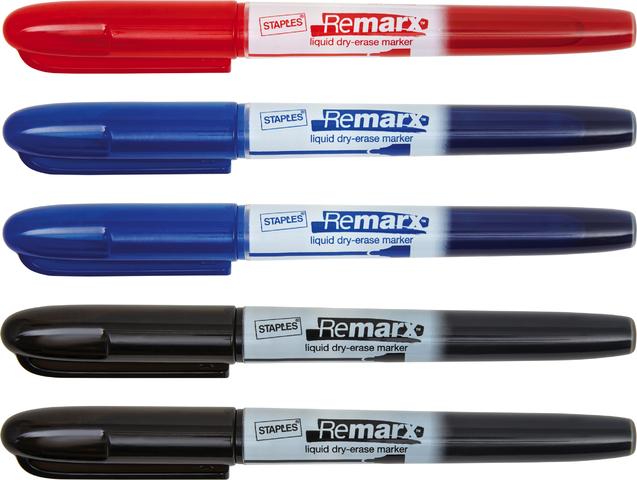 Boardmarker, Remarx™, 1 - 3 mm, Schreibf.: sortiert