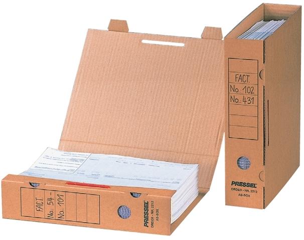 64 x 32 x 123 cm wei/ß A0 Wellpappe Pressel Archivbox Top-Plan-Box