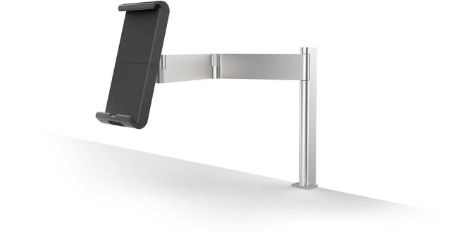 Tablet-Halter, Klemme, für Geräte bis: 17,78 - 33,02 cm, 6 - 46°