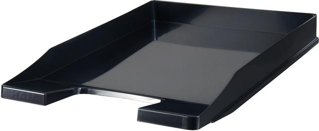 Briefkorb JUNIOR, PS, C4, 255 x 348 x 38 mm, schwarz