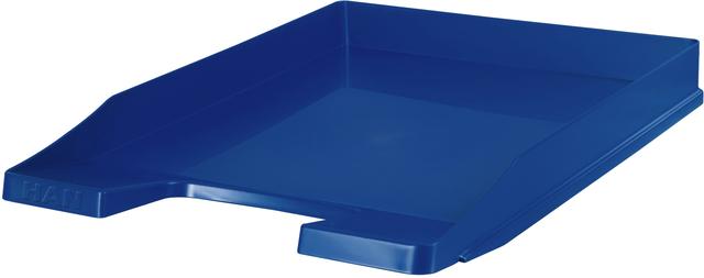 Briefkorb JUNIOR, PS, C4, 255 x 348 x 38 mm, blau