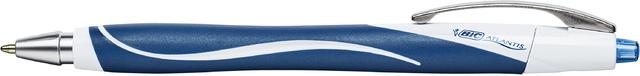 Kuli ATLANTIS® ReAction®, Druckmechanik, M, 0,4 mm, Schreibf.: blau